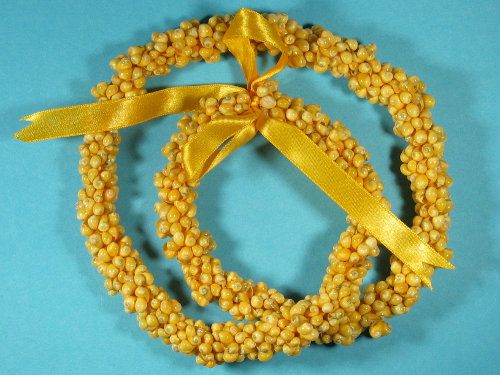 Clithon collar yellow 70cm ~ special price