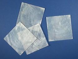 Capiz square 5cm