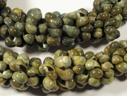 Clithon-Kranz grün 70cm ~ Sonderpreis